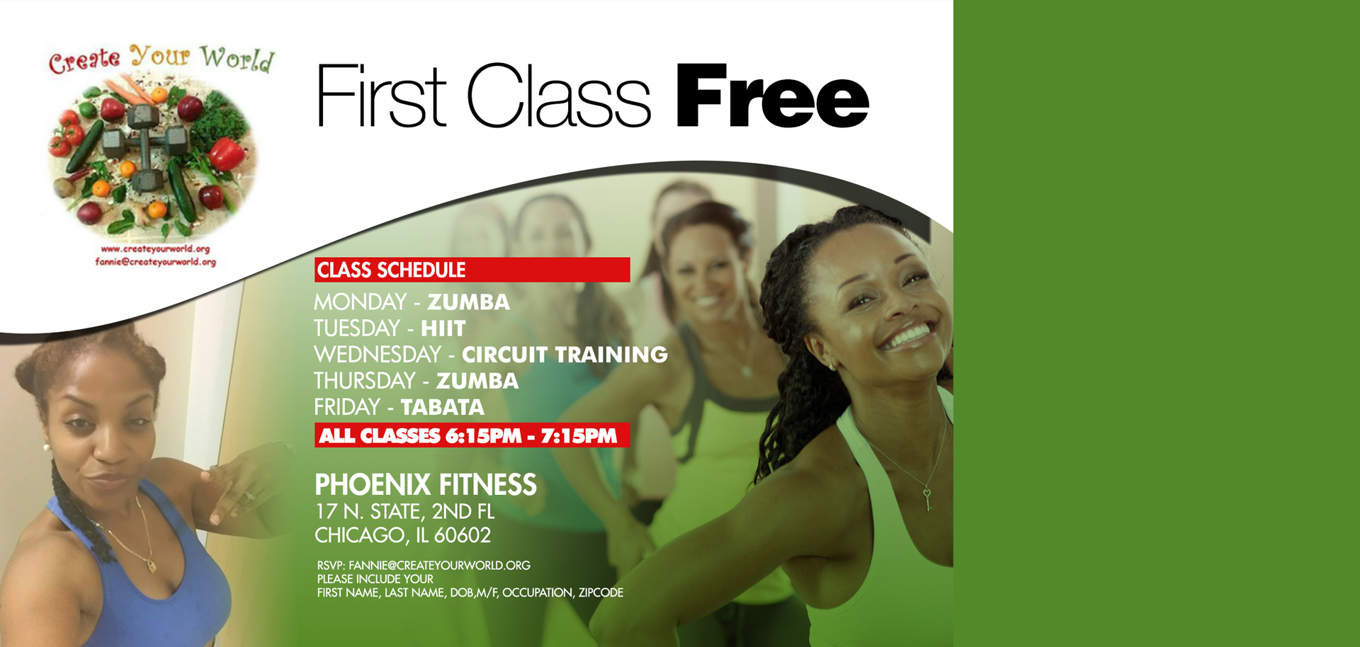 First Class Free